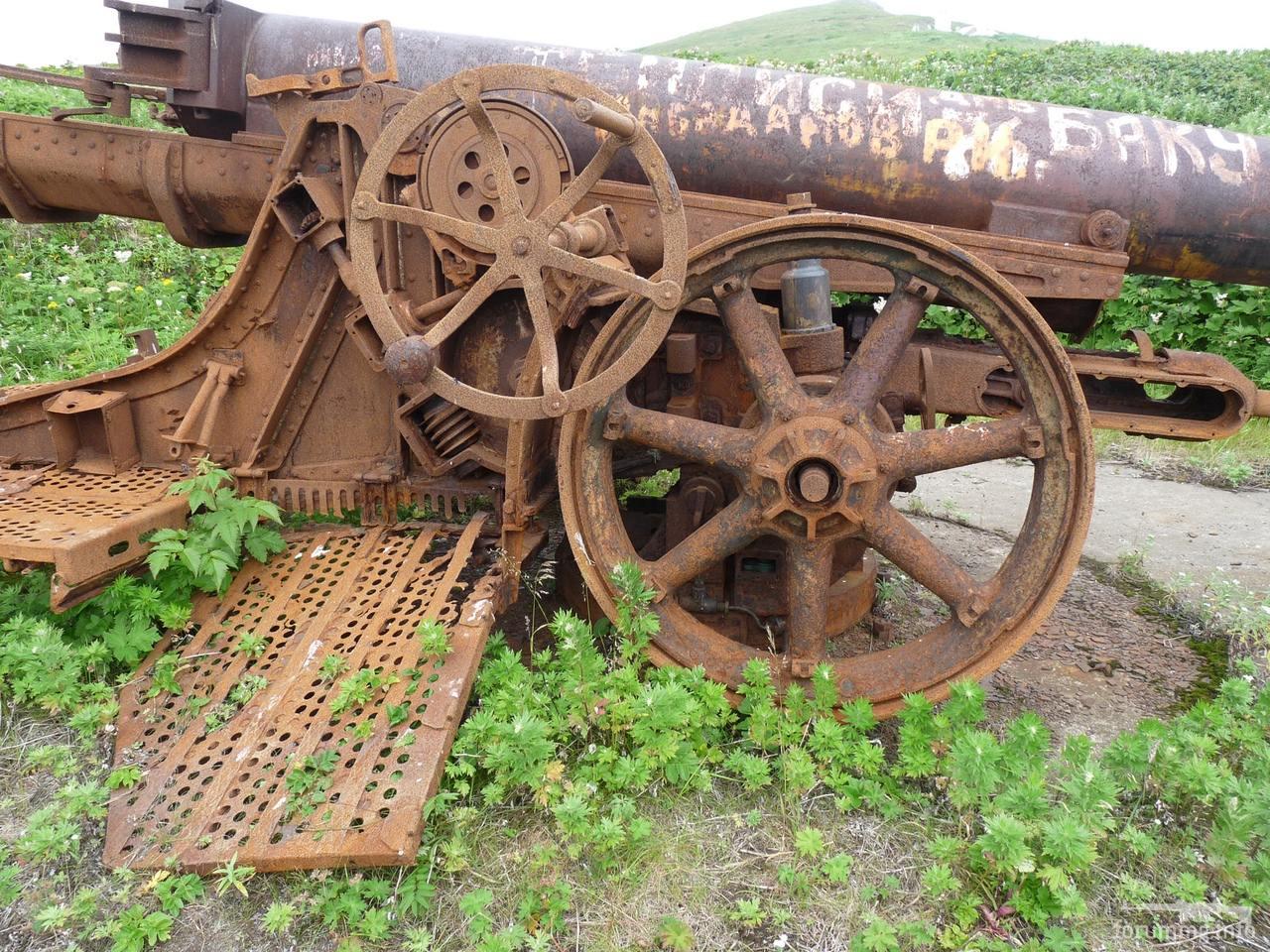 126744 - Корабельные пушки-монстры в музеях и во дворах...