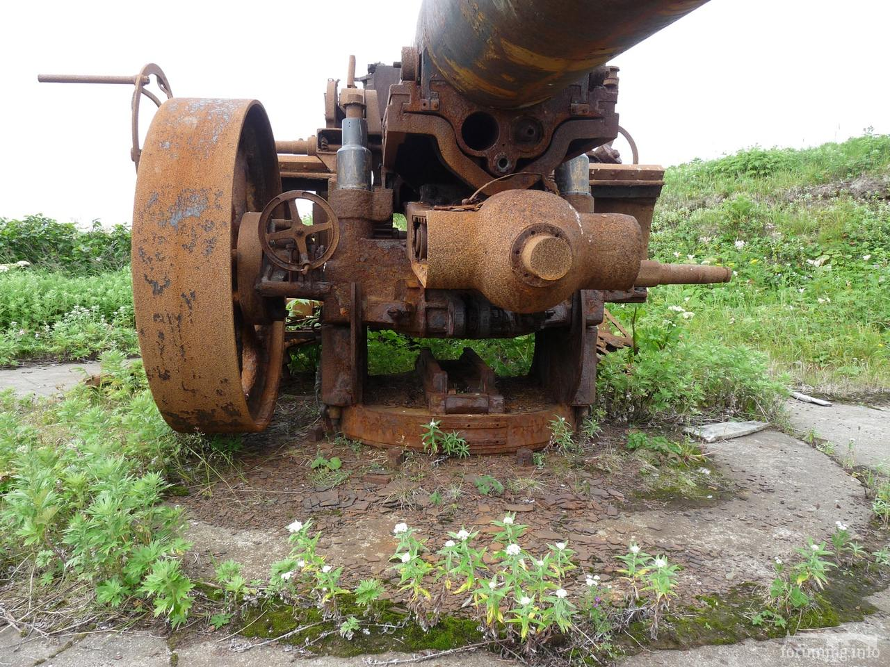 126745 - Корабельные пушки-монстры в музеях и во дворах...