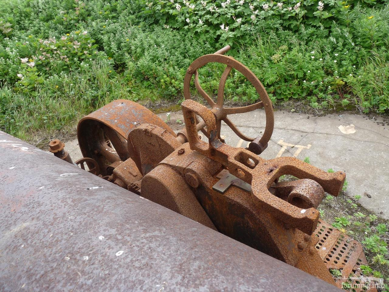 126746 - Корабельные пушки-монстры в музеях и во дворах...