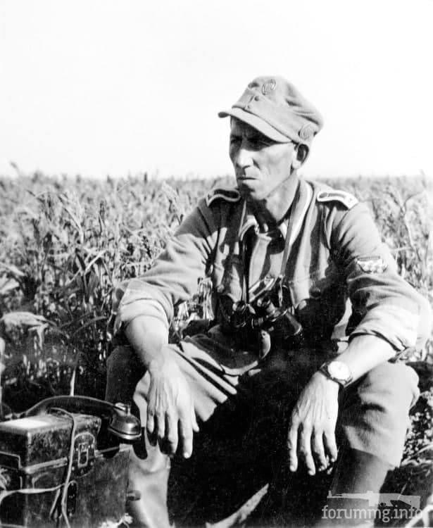 126920 - Военное фото 1941-1945 г.г. Восточный фронт.