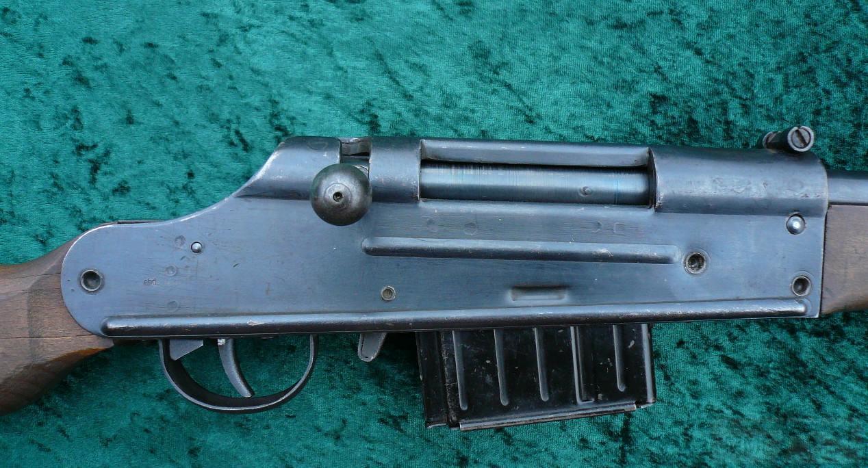 12702 - Volkssturmgewehr