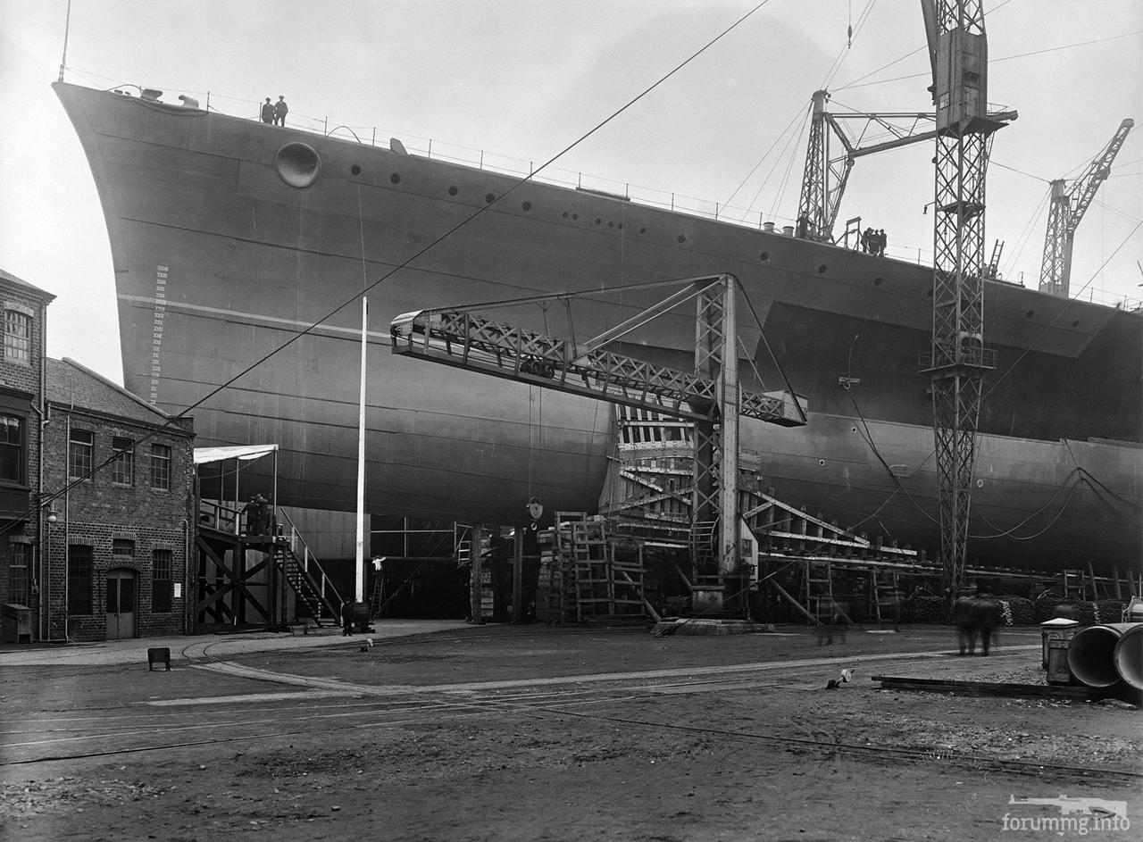 127060 - Броненосцы, дредноуты, линкоры и крейсера Британии