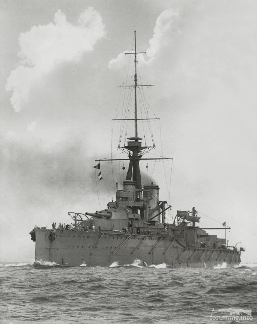 127062 - Броненосцы, дредноуты, линкоры и крейсера Британии