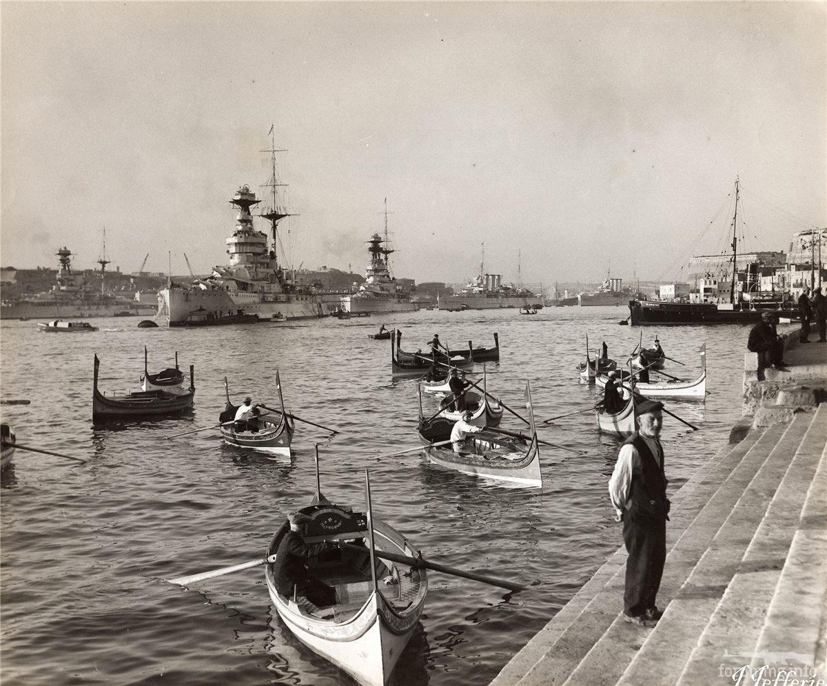 127069 - Броненосцы, дредноуты, линкоры и крейсера Британии