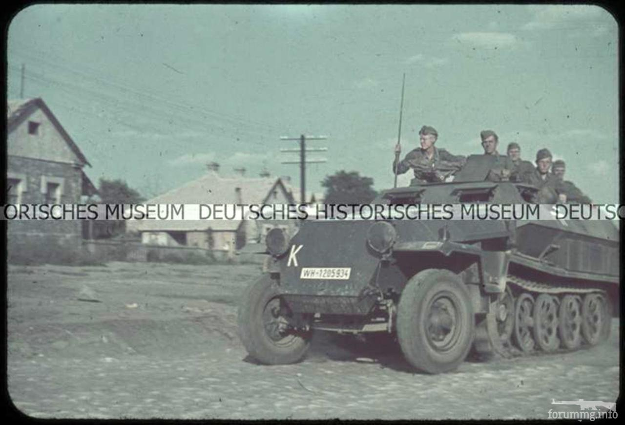 127076 - Лето 1941г,немецкие фото.