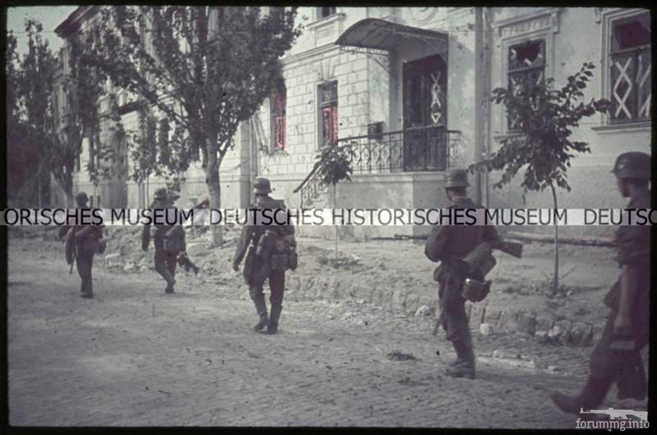 127083 - Лето 1941г,немецкие фото.