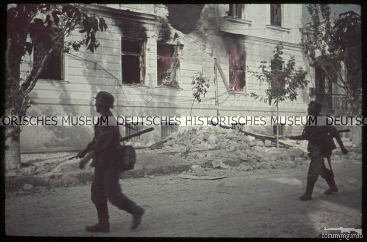127084 - Лето 1941г,немецкие фото.
