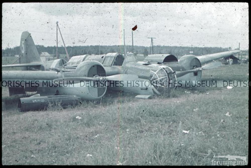 127086 - Лето 1941г,немецкие фото.