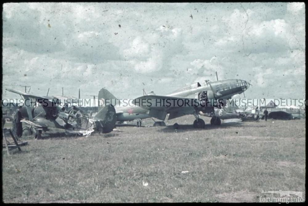 127089 - Лето 1941г,немецкие фото.