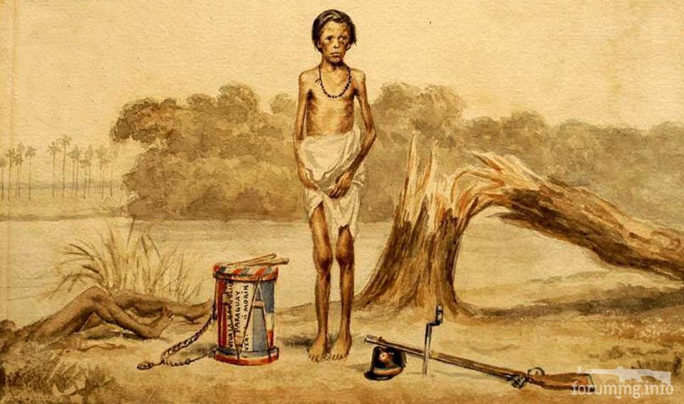 127107 - Парагвайская Великая Война