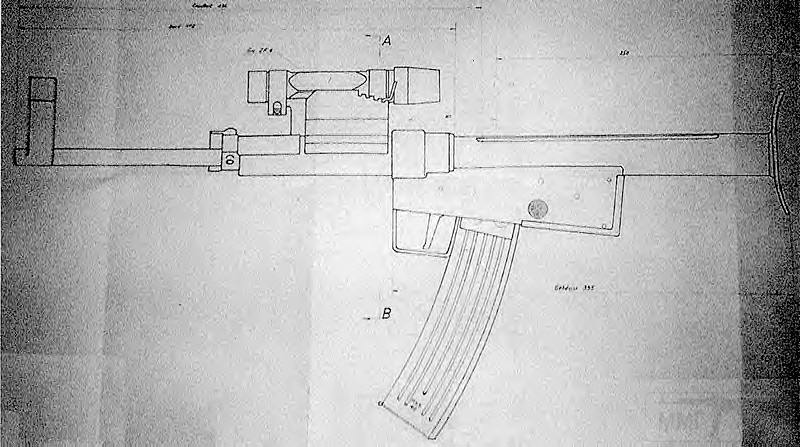 12723 - Volkssturmgewehr