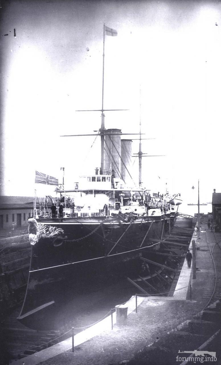 127245 - Броненосцы, дредноуты, линкоры и крейсера Британии