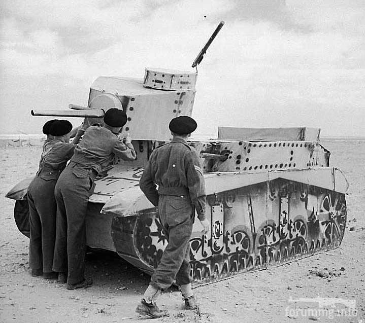 127291 - Военное фото 1939-1945 г.г. Западный фронт и Африка.