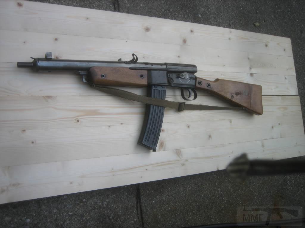 12734 - Volkssturmgewehr