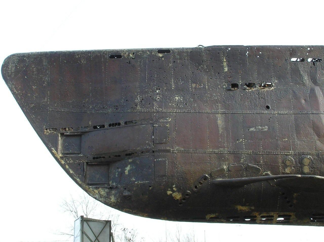 127346 - Как сделать музей с U-534