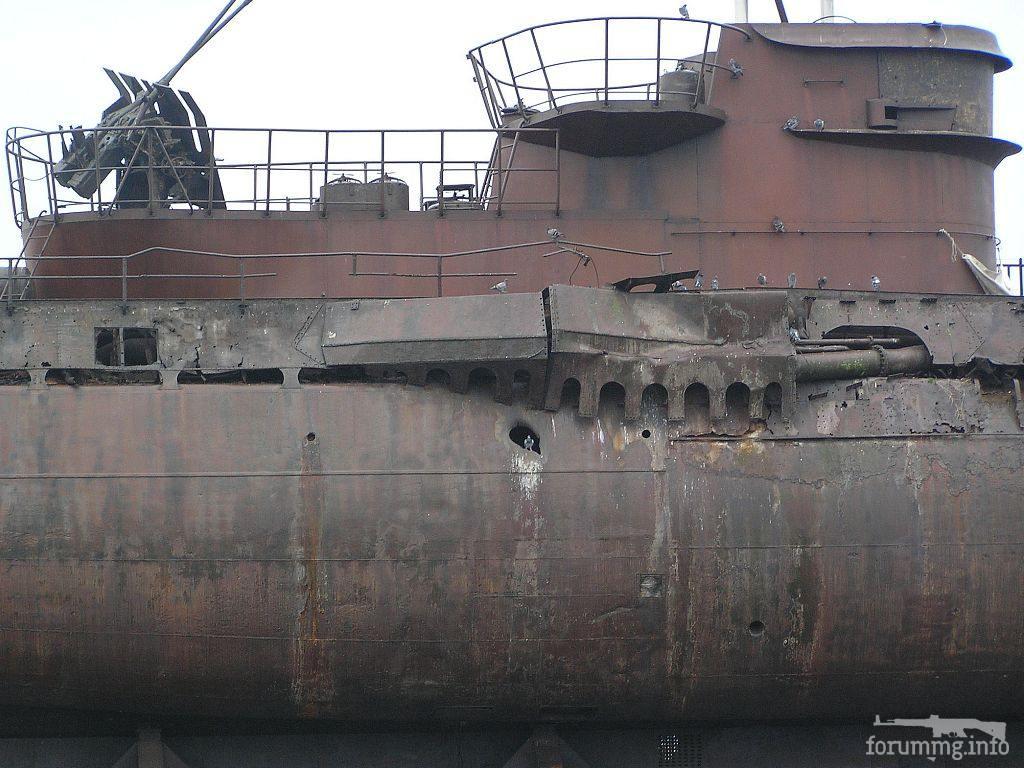 127347 - Как сделать музей с U-534