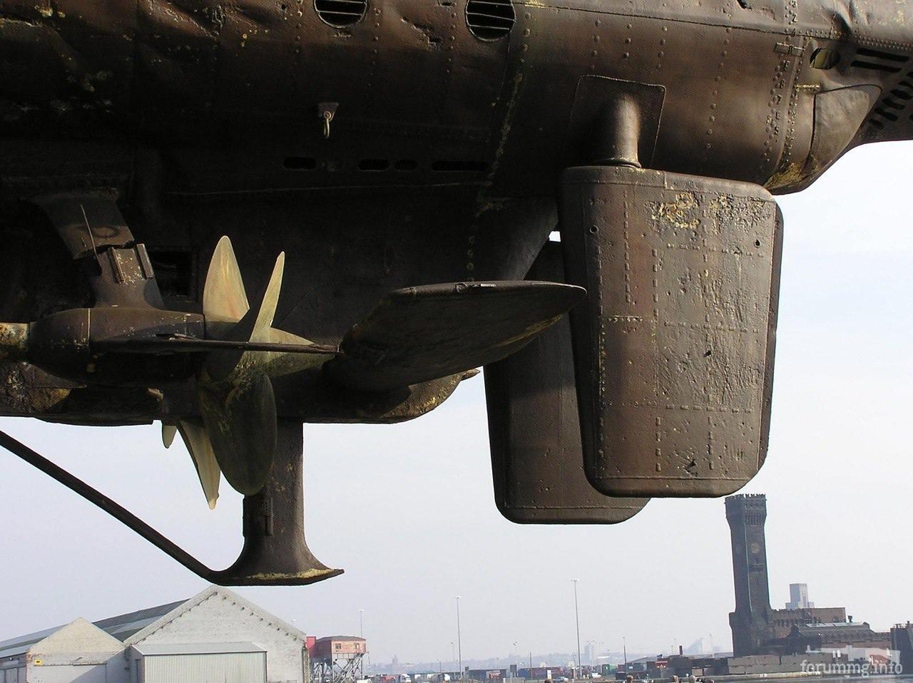 127348 - Как сделать музей с U-534