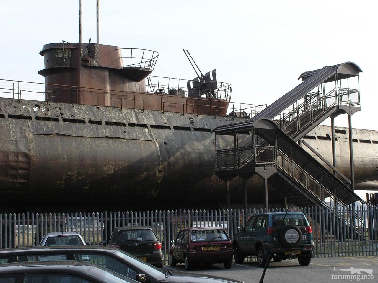 127349 - Как сделать музей с U-534