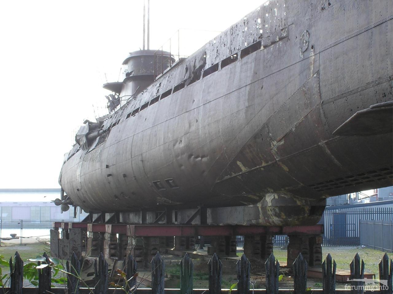 127352 - Как сделать музей с U-534