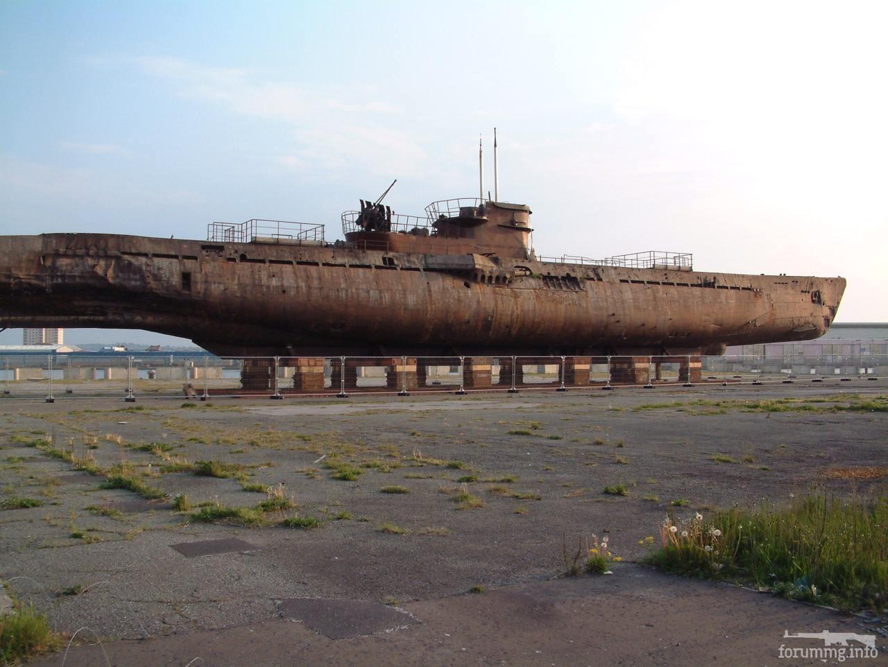 127355 - Как сделать музей с U-534
