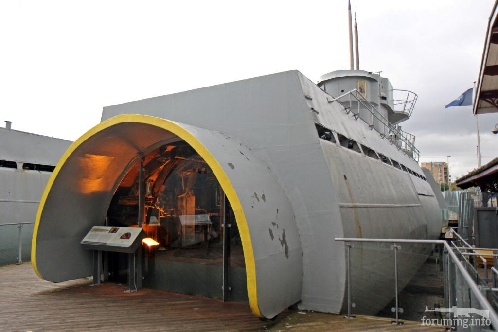 127356 - Как сделать музей с U-534
