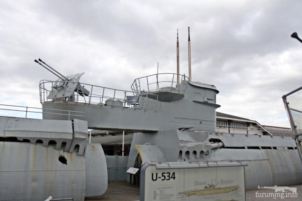 127357 - Как сделать музей с U-534