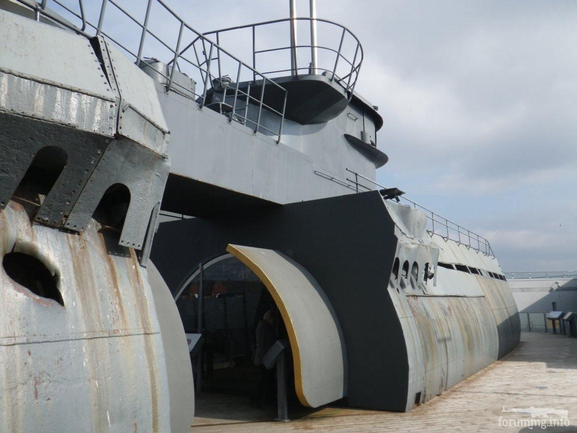 127358 - Как сделать музей с U-534