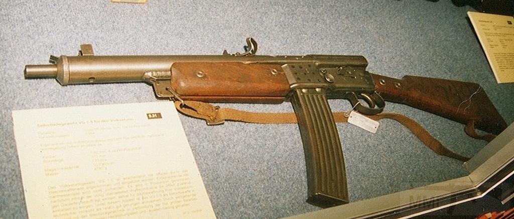 12736 - Volkssturmgewehr