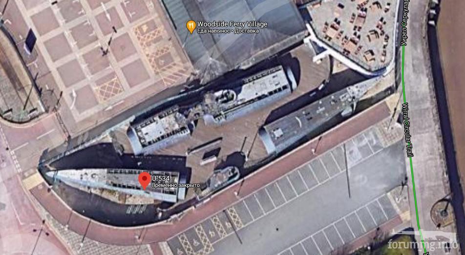 127360 - Как сделать музей с U-534