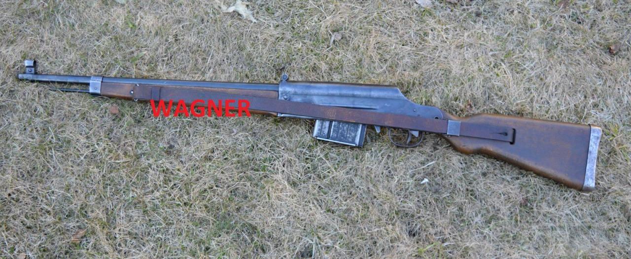 12739 - Volkssturmgewehr