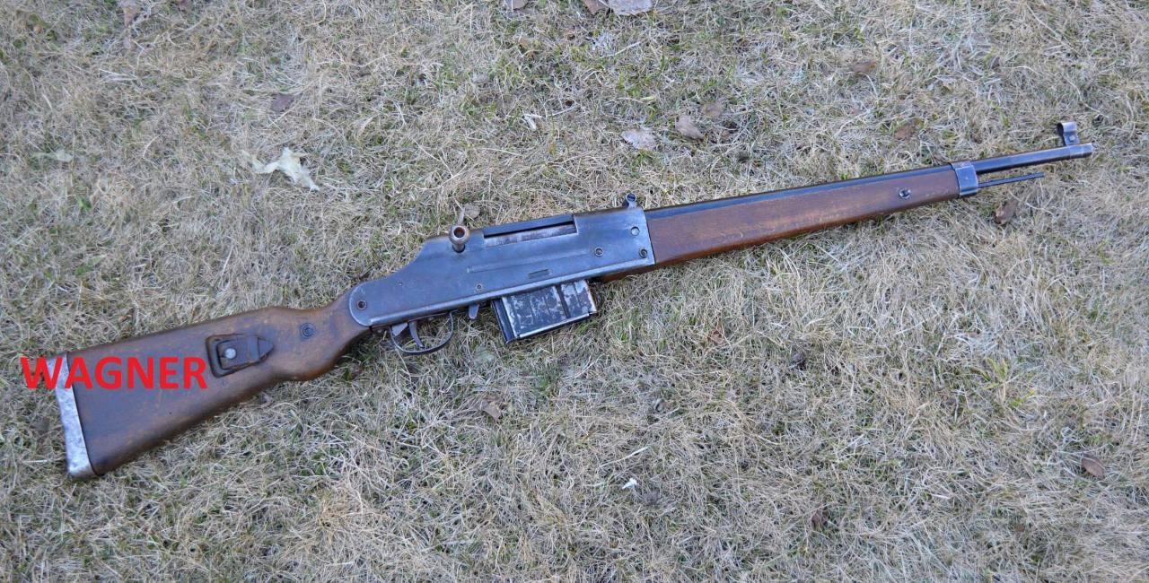 12740 - Volkssturmgewehr