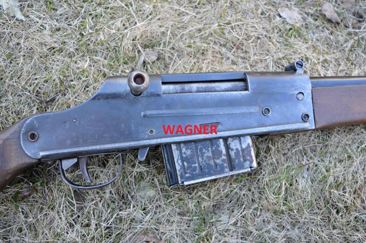 12741 - Volkssturmgewehr