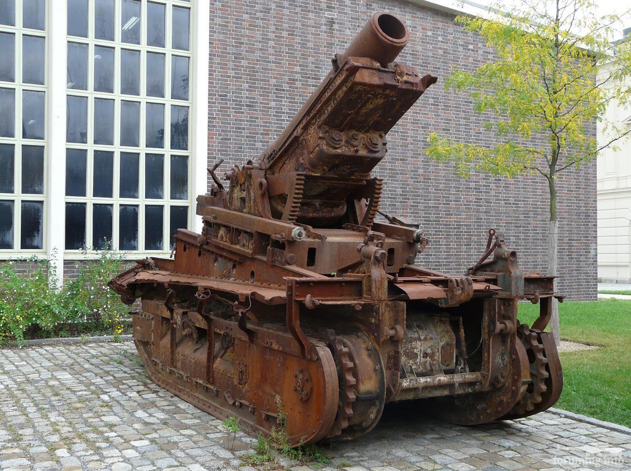 127433 - Артиллерия 1914 года