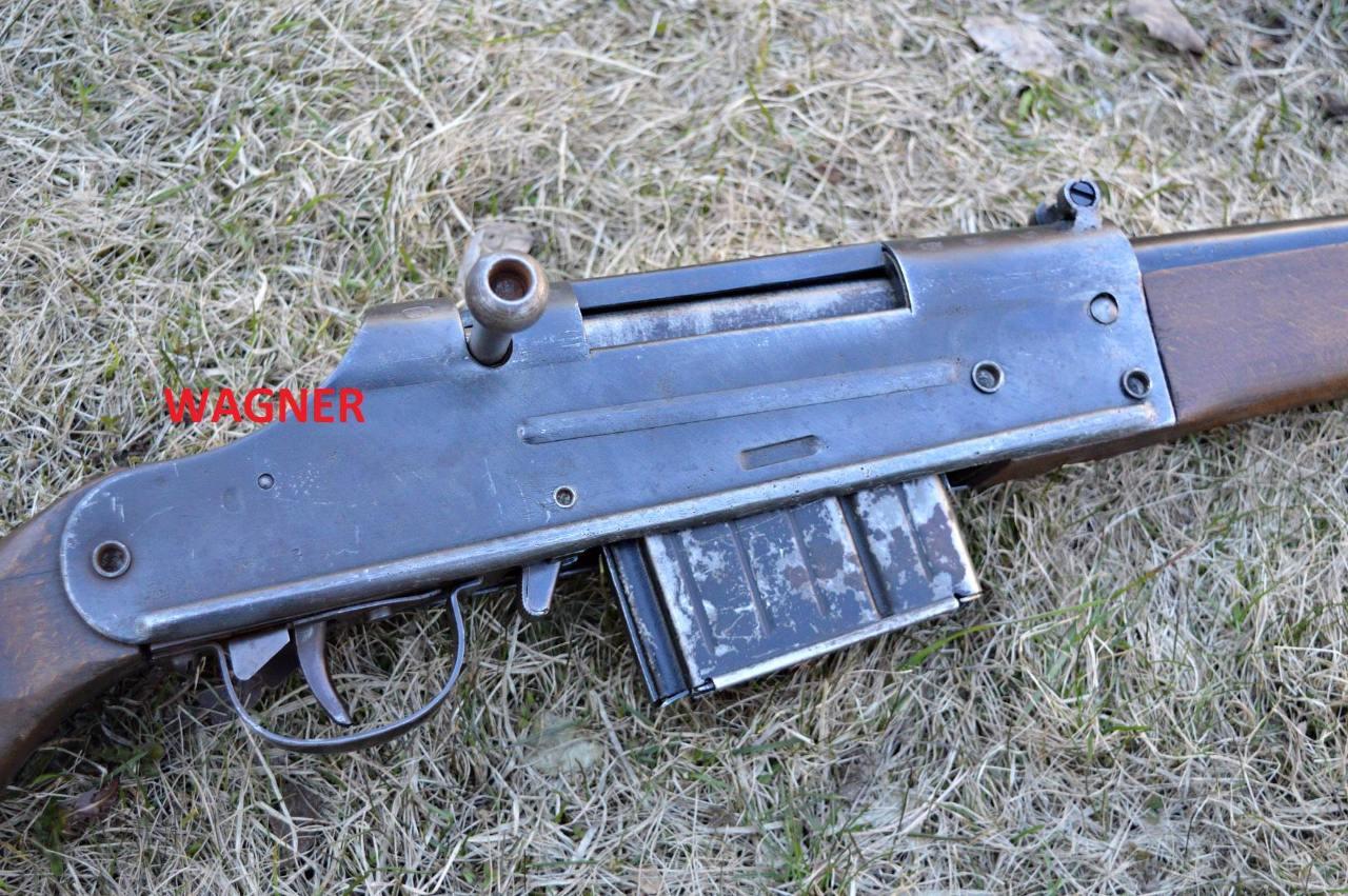 12744 - Volkssturmgewehr