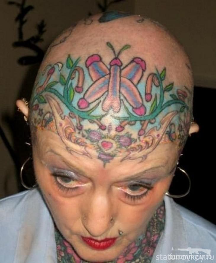 127457 - Татуировки