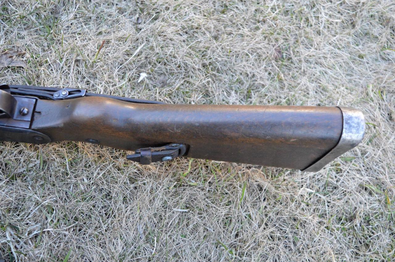 12751 - Volkssturmgewehr