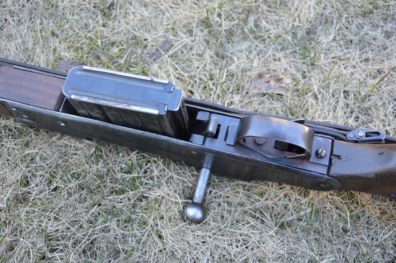 12752 - Volkssturmgewehr