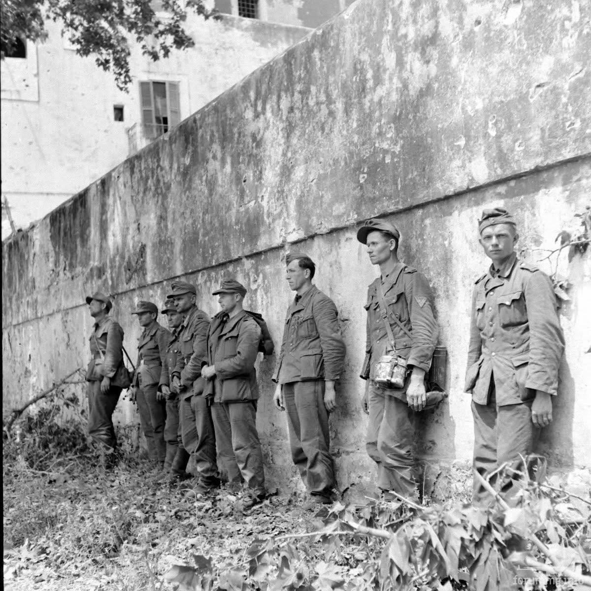 127541 - Военное фото 1939-1945 г.г. Западный фронт и Африка.