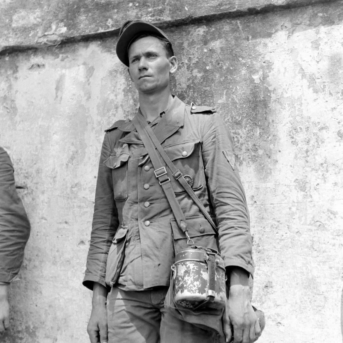 127543 - Военное фото 1939-1945 г.г. Западный фронт и Африка.