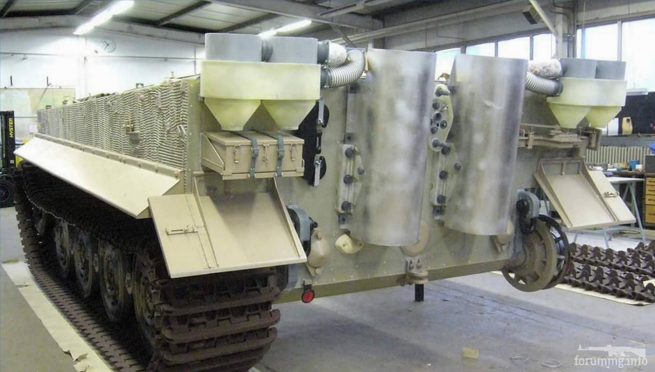 127567 - Деревянный танк