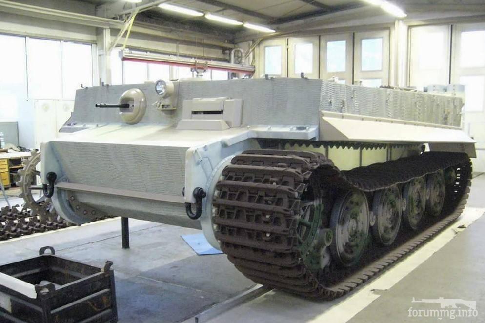 127568 - Деревянный танк