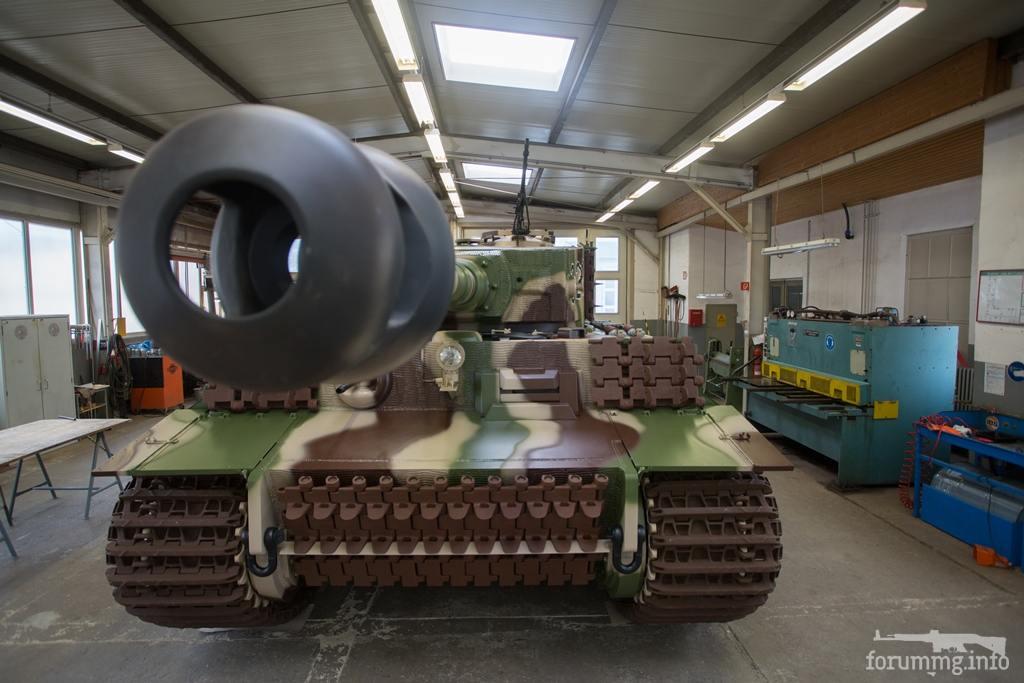 127573 - Деревянный танк