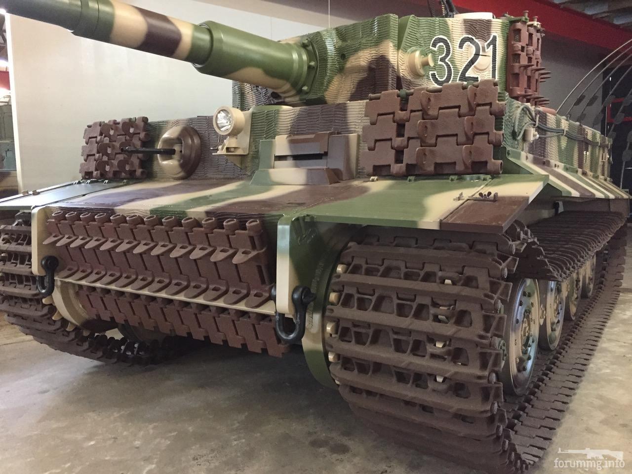 127582 - Деревянный танк