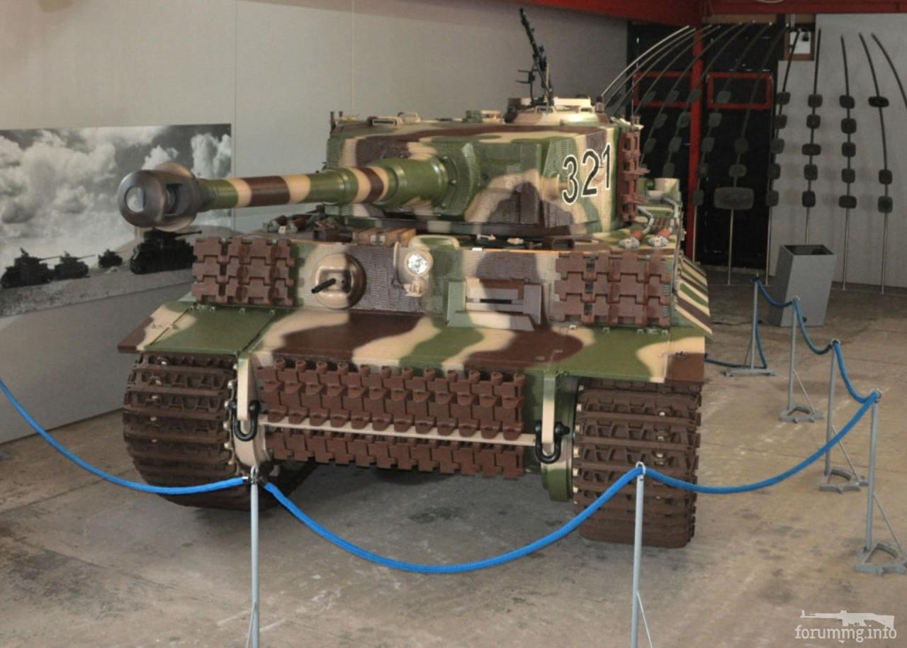 127583 - Деревянный танк