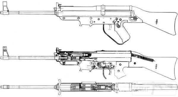 12772 - Volkssturmgewehr