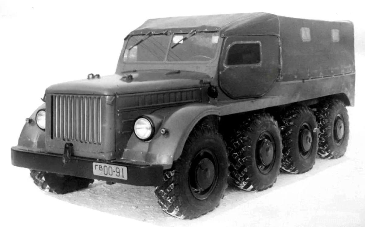 127732 - История автомобилестроения