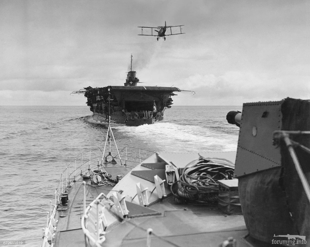 127748 - HMS Courageous, 1933 год.