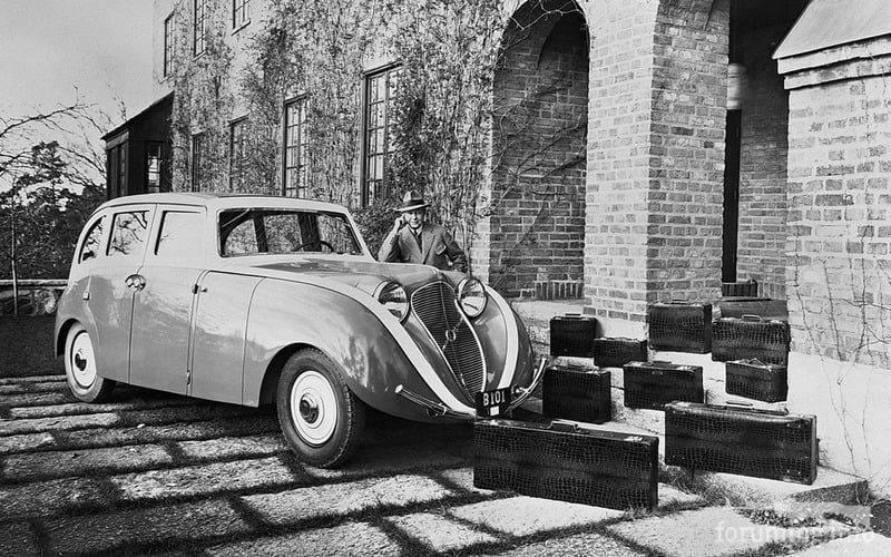 127768 - История автомобилестроения