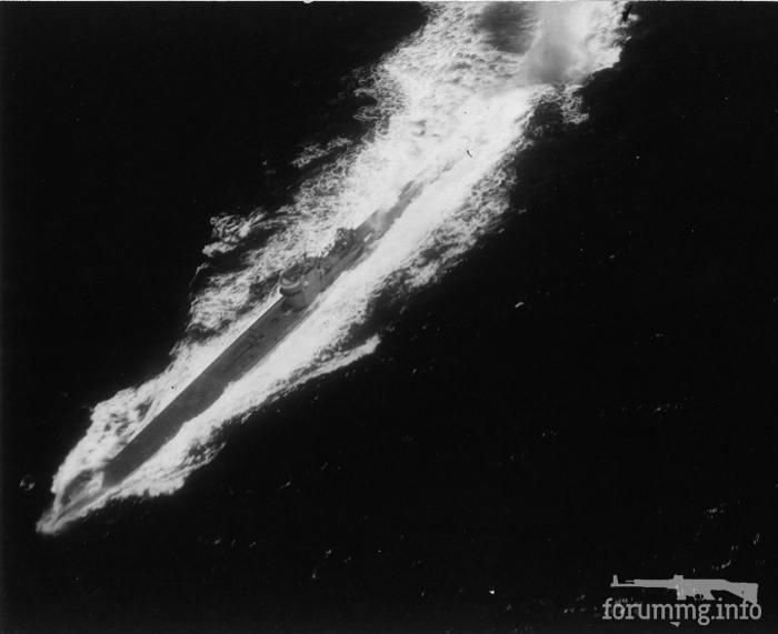127827 - Действия немецких подлодок в Атлантике