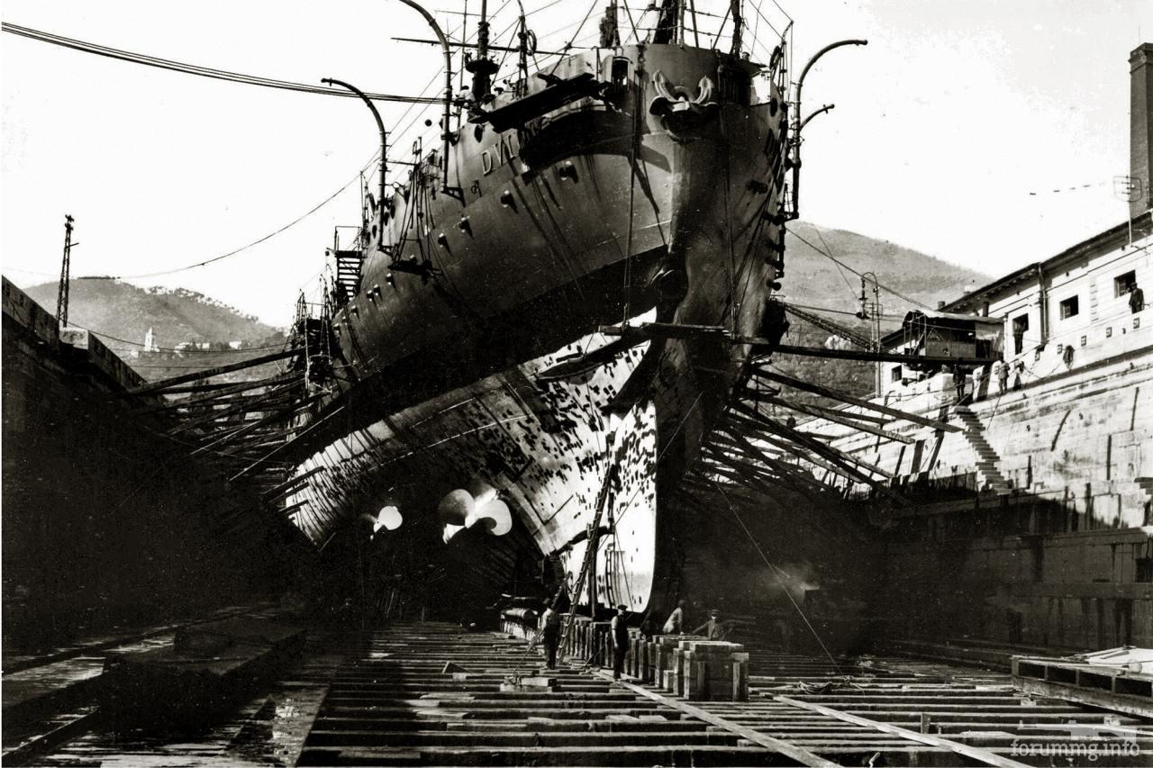 127881 - Regia Marina - Italian Battleships Littorio Class и другие...